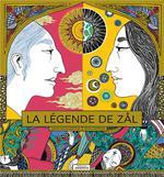 Couverture de La Legende De Zal