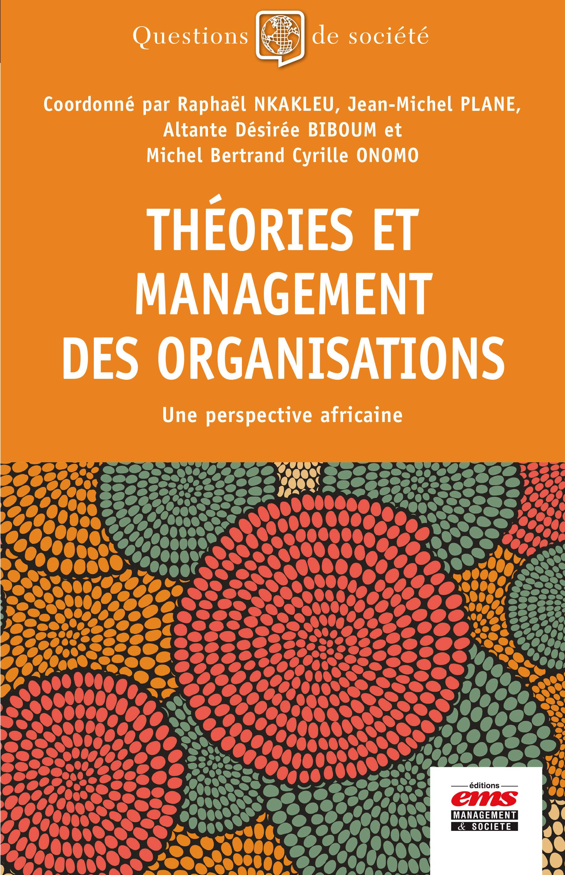 Théories et management des organisations