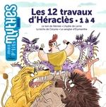Les 12travaux d'Héraclès - 1 à 4  - Jess Pauwels - Benedicte Solle