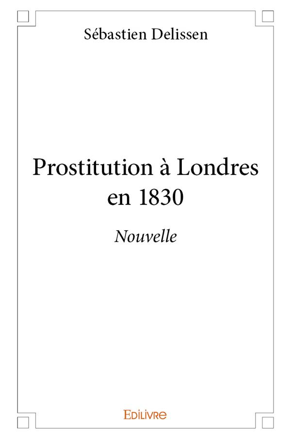 Prostitution a londres en 1830