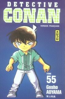 Detective Conan T.55
