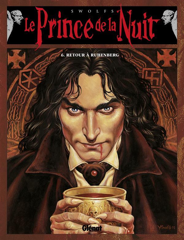 Le Prince De La Nuit T.6 ; Retour A Ruhenberg