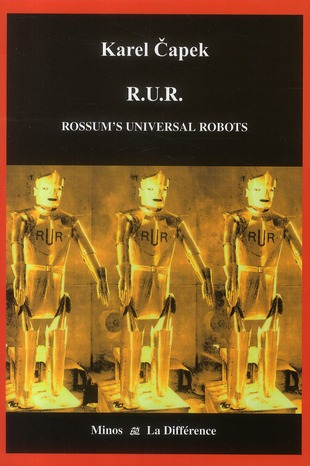 R.U.R ; reson's universal robots