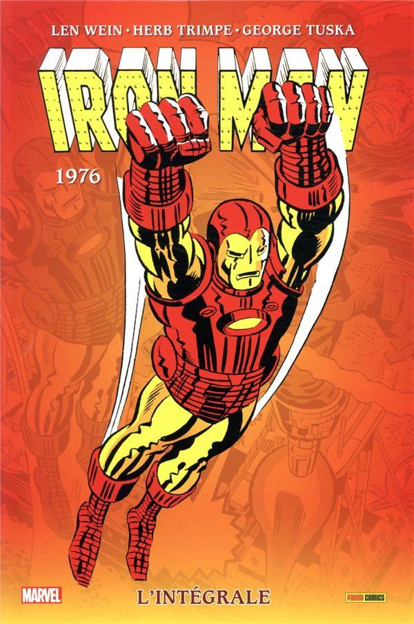 Iron Man ; INTEGRALE VOL.10 ; 1976