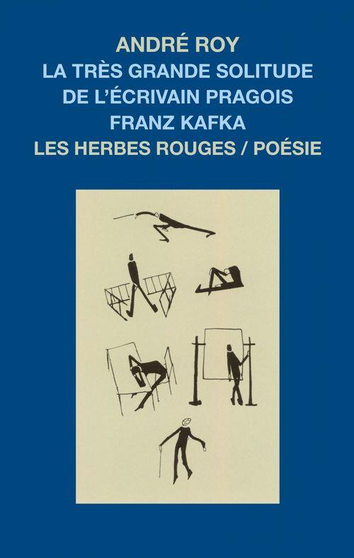 La tres grande solitude de l'ecrivain pragois franz kafka