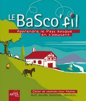 Le basco'fil ; apprendre le pays basque en s'amusant