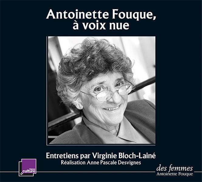 à voix nue ; entretiens avec Virginie Bloch-Lainé