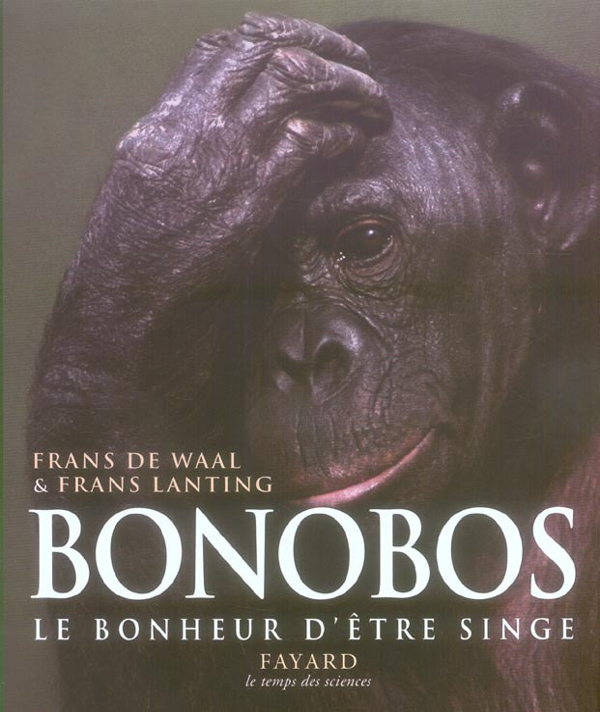 Bonobos - le bonheur d'etre singe