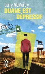 Couverture de Duane Est Depressif