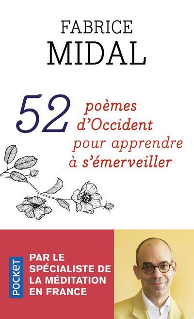 52 poèmes d'Occident pour apprendre à s'émerveiller