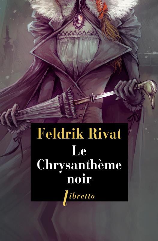 - LE CHRYSANTHEME NOIR  -  LA 25E HEURE, SECONDE ENQUETE
