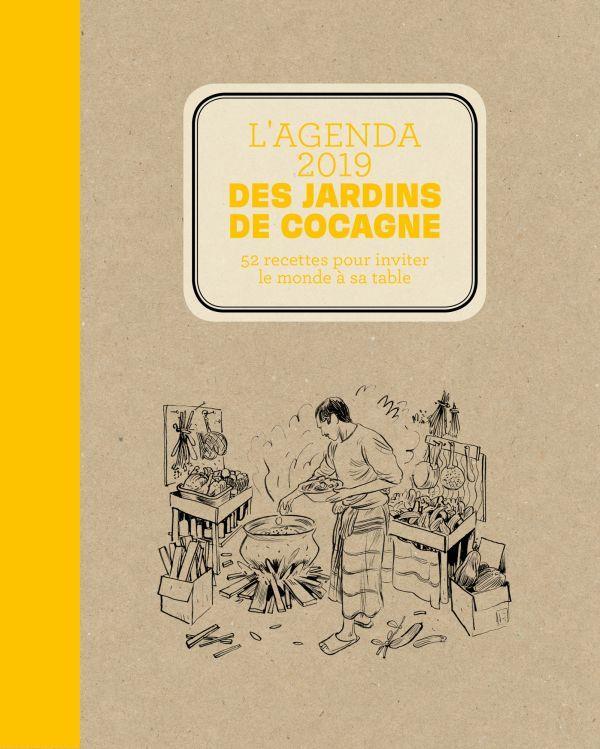 L'agenda 2019 des jardins de cocagne