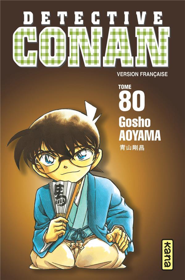 Détective Conan T.80
