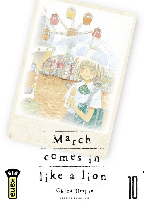 March comes in like a lion, tome 10
