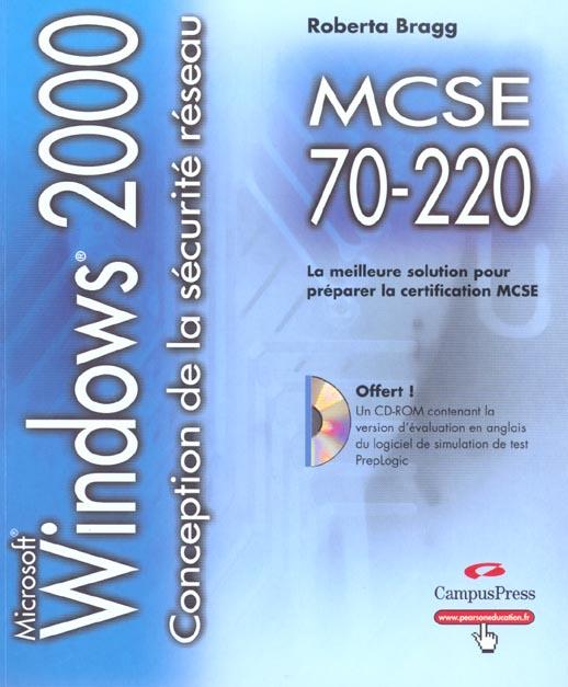 Mcse 70-220
