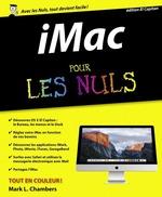 Vente Livre Numérique : IMac pour les Nuls, 6e  - Mark L. CHAMBERS