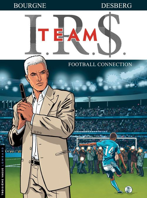 I.R.$ - team T.1 ; football connection