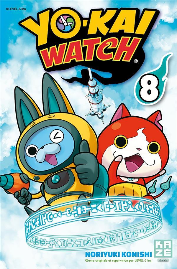 YO-KAI WATCH T08 KONISHI-N