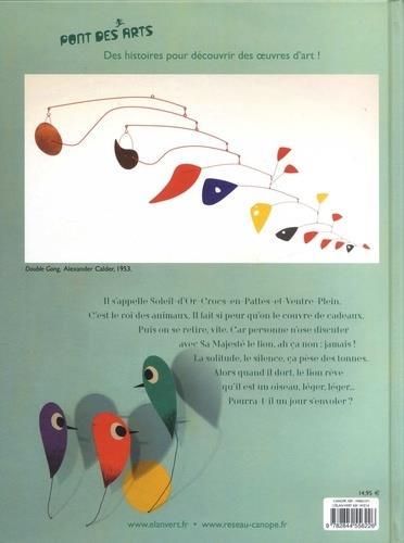 L'oiseau-lion ; Alexander Calder