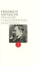 Premiere Consideration Inactuelle