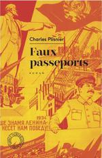 Couverture de Faux Passeports - Souvenirs D'Un Agitateur