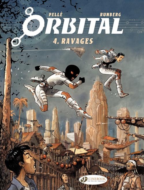 Orbital T.4 ; ravages