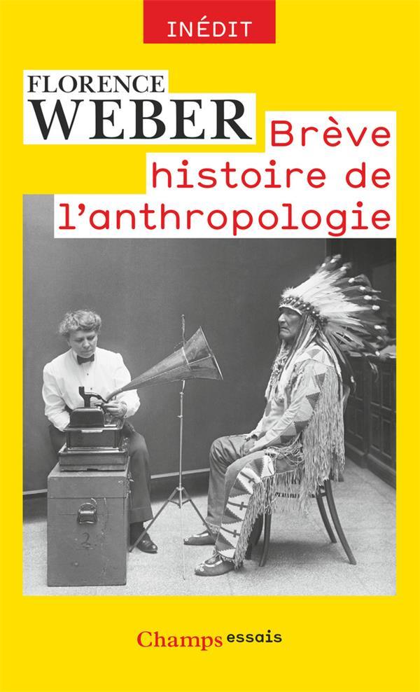 Brève histoire de l'anthropologie
