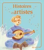 Vente EBooks : Histoires d'artistes  - Emmanuelle Lepetit - Nathalie Somers - Elisabeth Gausseron - Sophie de Mullenheim