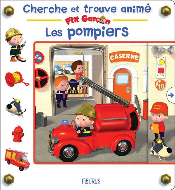 P'tit Garçon ; les pompiers