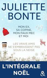 Vente Livre Numérique : L'intégrale Noël de Juliette Bonte  - Juliette Bonte