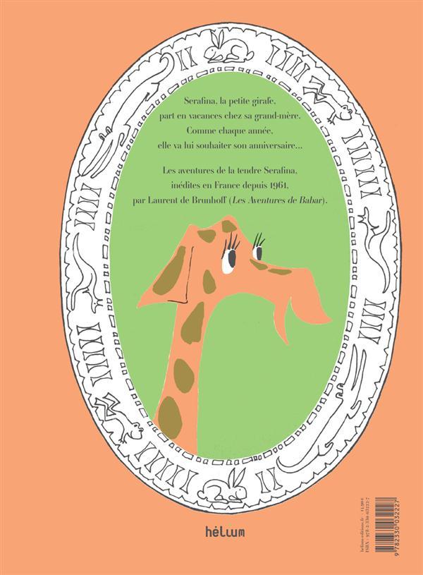 Serafina la girafe