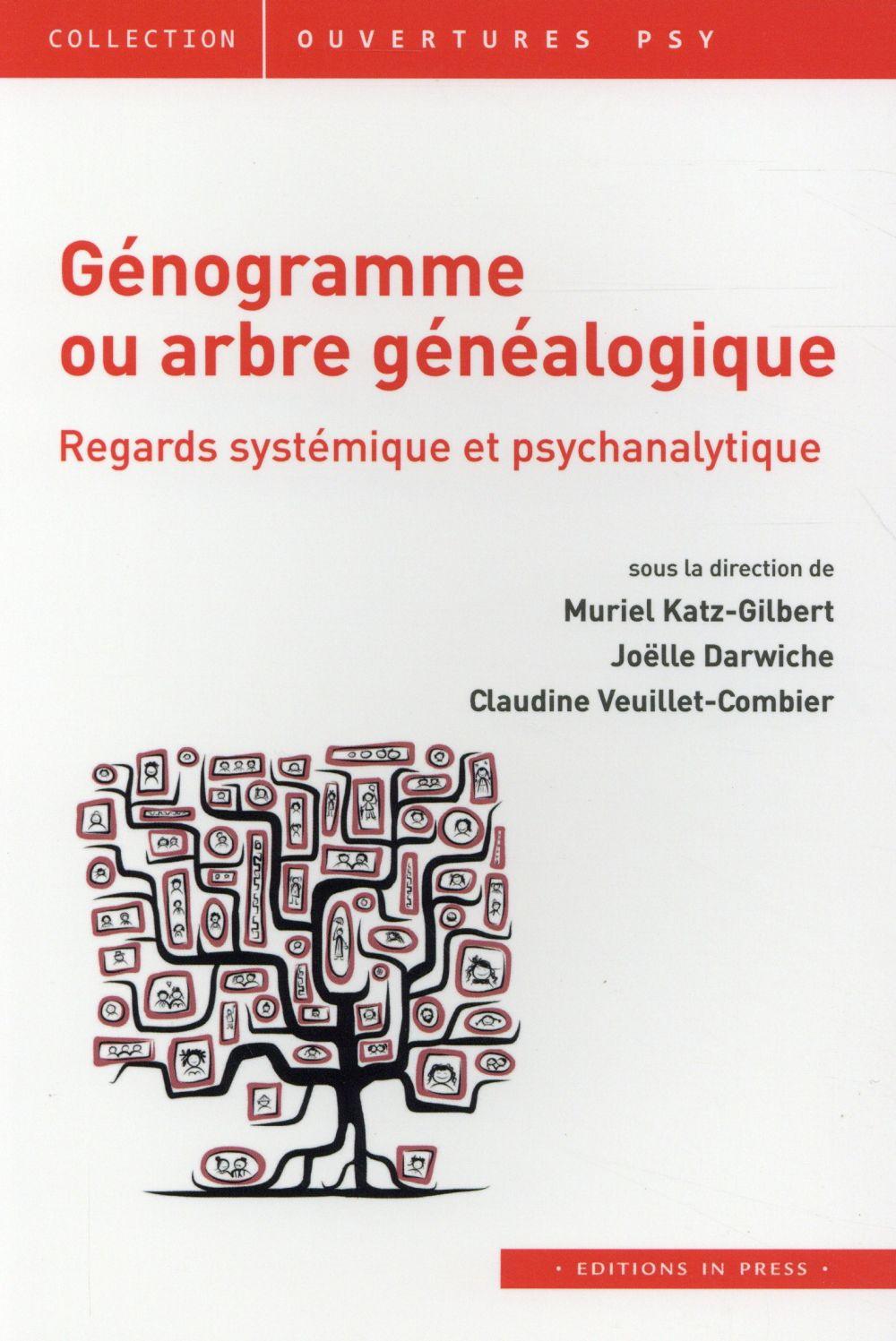 Génogramme ou arbre généalogique ; regards systémique et psychanalytique