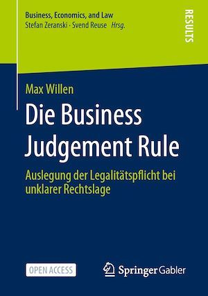 Die Business Judgement Rule