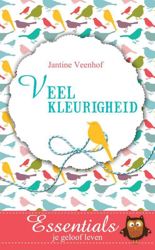 Veelkleurigheid – Jantine Veenhof – ebook  0 KokBoekencentrum Non-Fictie