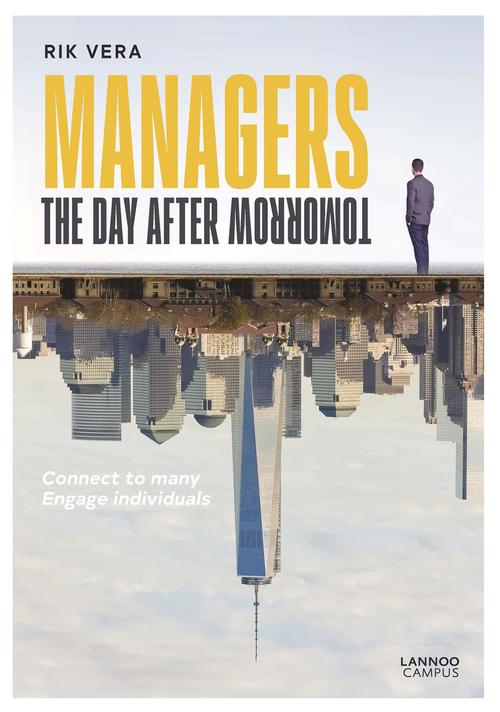 Managers the day after tomorrow - Rik Vera - ebook
