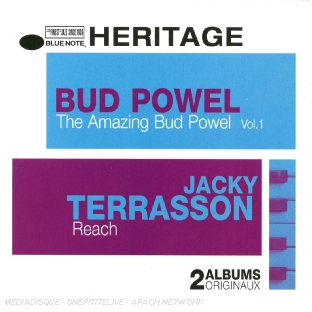 Reach, The Amazing Bud Powell/vol 1