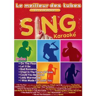 le meilleur des tubes en karaoké : sing