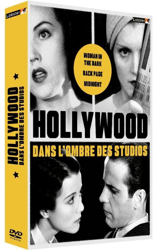Hollywood dans l'ombre des studios - Coffret : Woman in the Dark + Back Page + Midnight