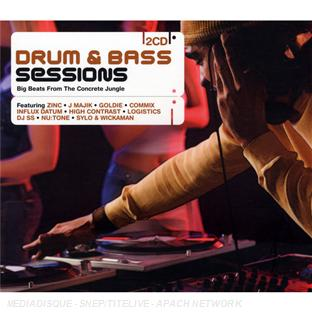 drums & bass sessions: big beats from the concrete jungle