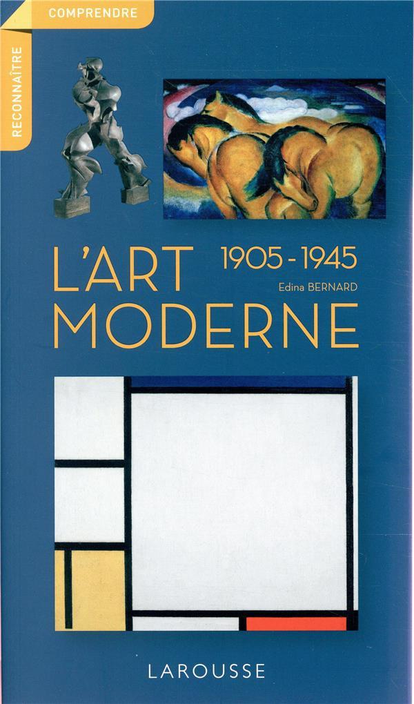 L'art moderne 1905-1945