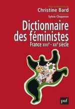 Vente Livre Numérique : Dictionnaire des féministes. France - XVIIIe-XXIe siècle  - Sylvie Chaperon