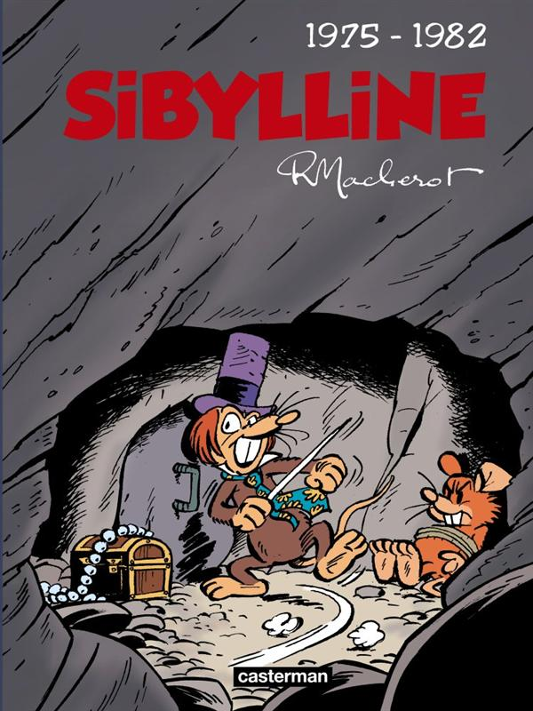 Sibylline ; INTEGRALE VOL.3 ; 1975-1982