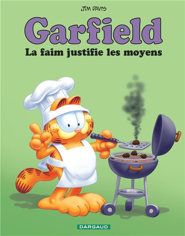 Garfield t.4 ; la faim justifie les moyens