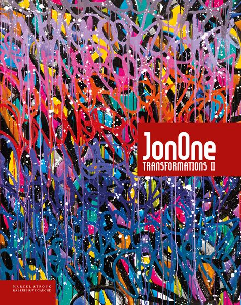 JonOne ; transformations II