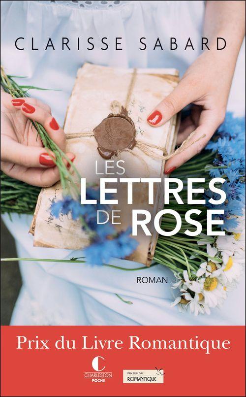 Les Lettres de Rose - Prix du Livre Romantique 2016