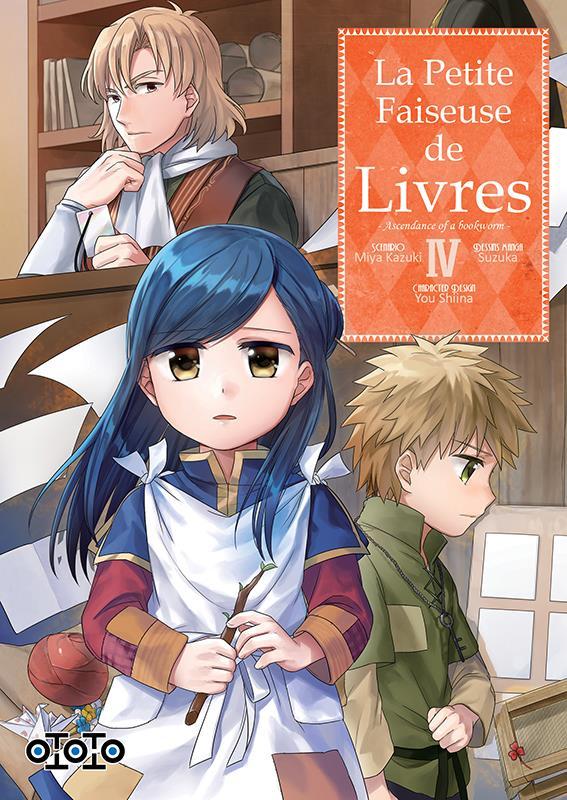 La petite faiseuse de livres T.4