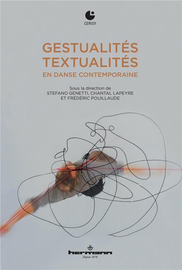Gestualités/textualités en danse contemporaine