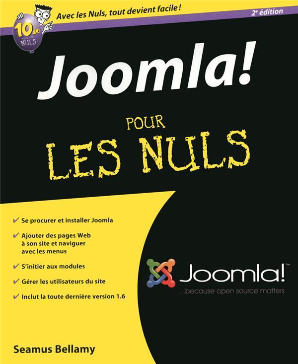 Joomla! Pour Les Nuls