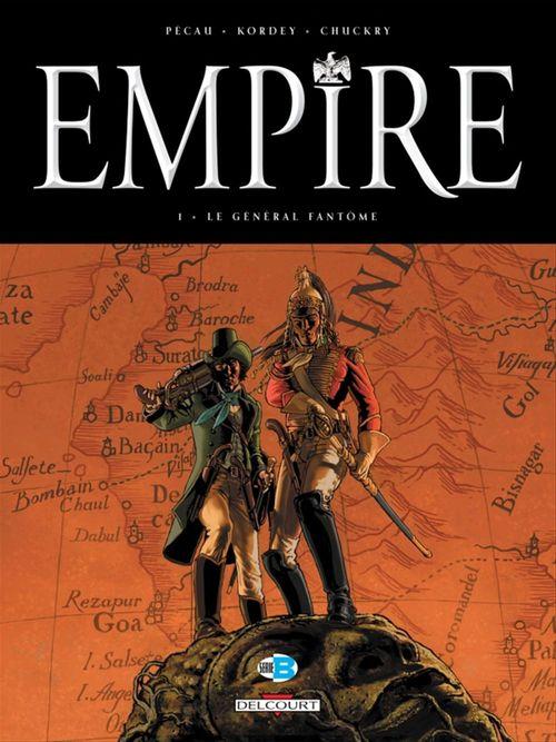 Empire T01  - Pecau-J.P+Kordey-I  - Igor Kordey