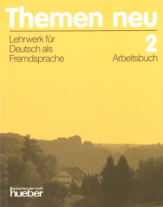 Themen neu 2 ; arbeitsbuch
